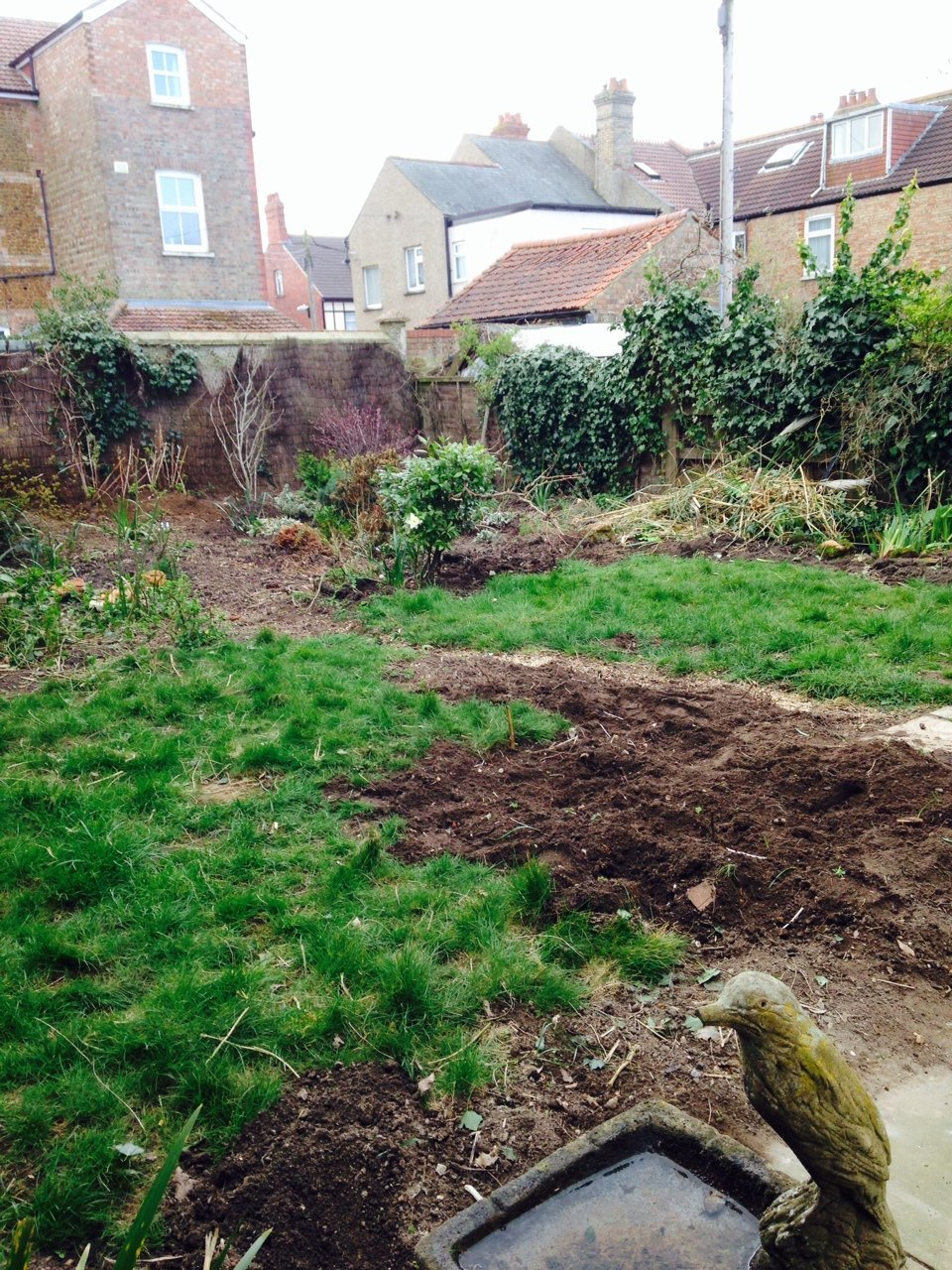 Garden makeovers and re design by balanis north norfolk for Garden renovation ideas